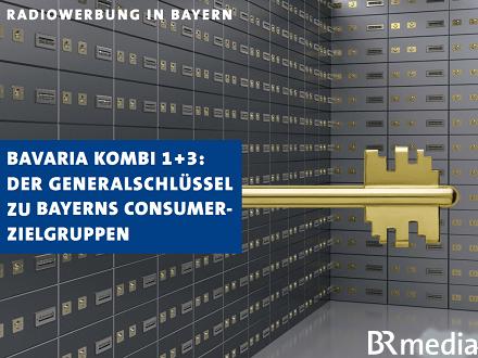 Bavaria Kombi : Der Generalschlüssel zu Bayerns Consumer-Zielgruppen