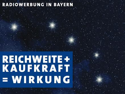 Bavaria Kombi: Reichweite + Kaufkraft = Wirkung